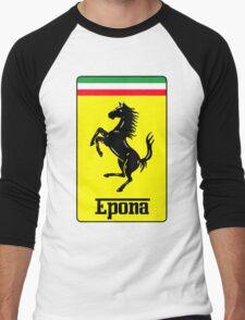 Epona Men's Baseball ¾ T-Shirt
