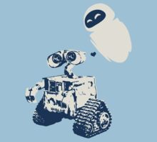 Wall e by grafoxdesigns