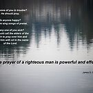 Power of prayer by Kathleen Hamilton