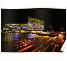 Reykjavik Concert Hall Poster