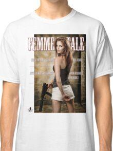 Femme Fatale II Classic T-Shirt