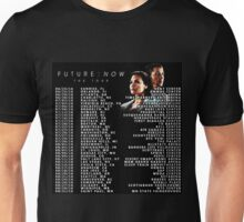 DEMI LOVATO TOUR DATES 2016 FUTURE NOW Unisex T-Shirt