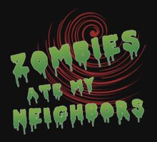 zombies ate my neighbors by myacideyes