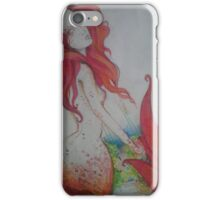 ruskala mermaid iPhone Case/Skin
