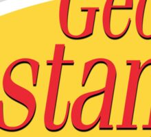 George Costanza Sticker