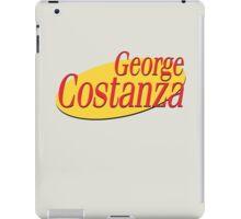 George Costanza iPad Case/Skin