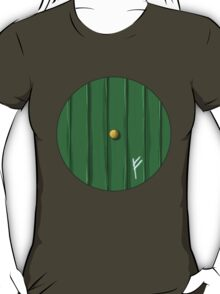 Bilbo's door T-Shirt