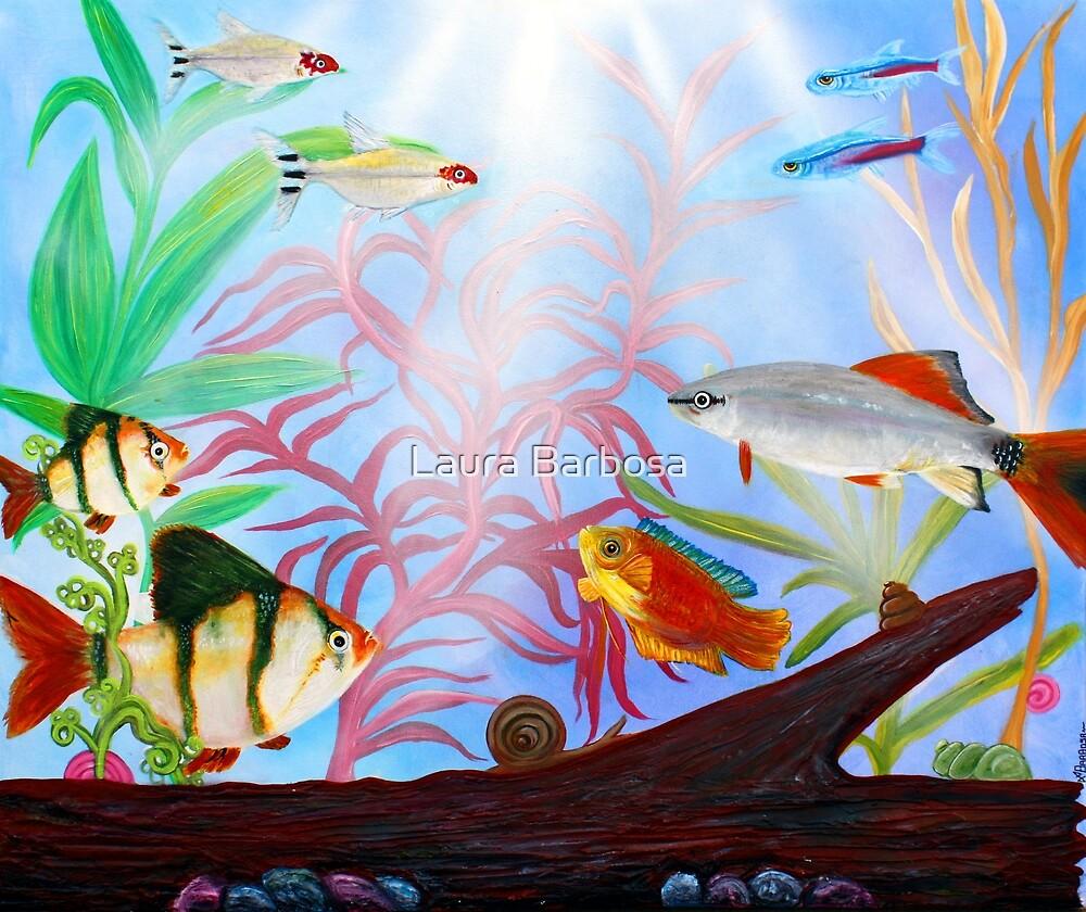 Aquarium by Laura Barbosa