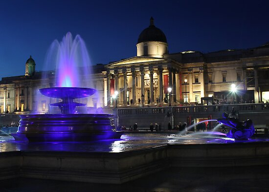 National Gallery, London by EdPettitt
