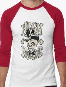 High Roller Men's Baseball ¾ T-Shirt