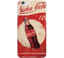 Fallout 4 - Nuka Cola - Logo iPhone Case/Skin