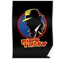 DICK TRACY PROFILE Poster