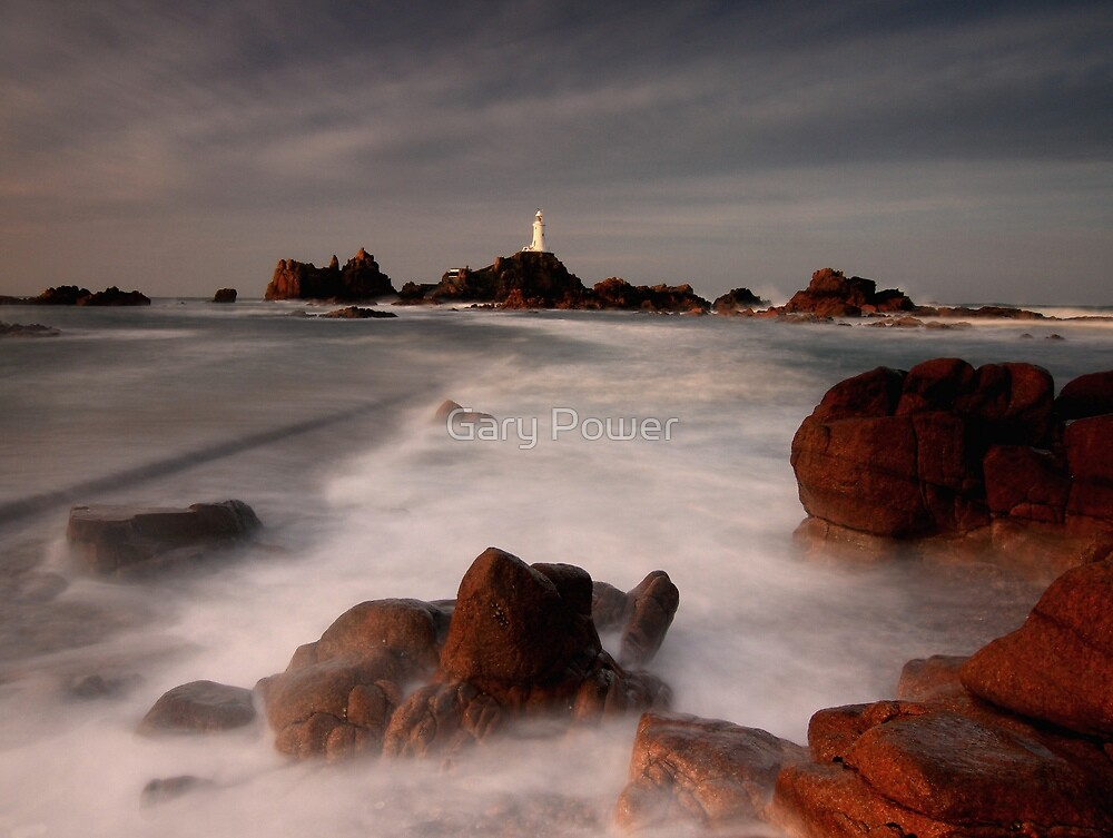 Corbiere in January 2 by Gary Power
