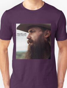 CHRIS STAPLETON TOUR 2016 TRAVELLER T-Shirt