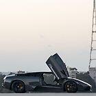 Lamborghini Murcielago LP640 by celsydney