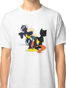 My Little Batgirls! Classic T-Shirt