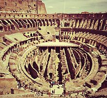 The Colosseum: an Ancient Killing Floor by Ryan Davison Crisp