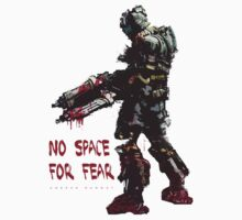 No Space for fear! by Studio Ronin