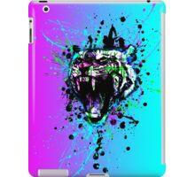 digital tiger  iPad Case/Skin