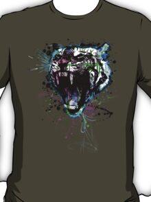 digital tiger  T-Shirt