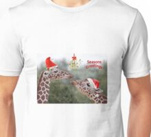 Mistletoe Moments Unisex T-Shirt