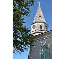 Anno 1802 St Matthew's Church in Nassau, The Bahamas Photographic Print
