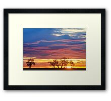 Oh What a Beautiful Morning Framed Print
