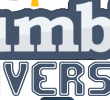 Tumblr University Sticker