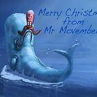 Mr Movember by Tom Godfrey