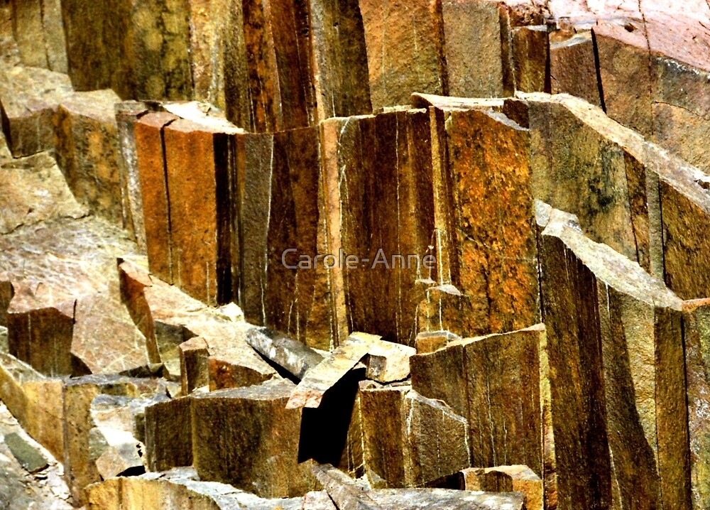 """""""The Organ Pipes"""" Namibia by Carole-Anne"""