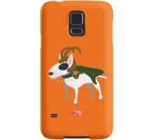 Loki bull terrier  Samsung Galaxy Case/Skin