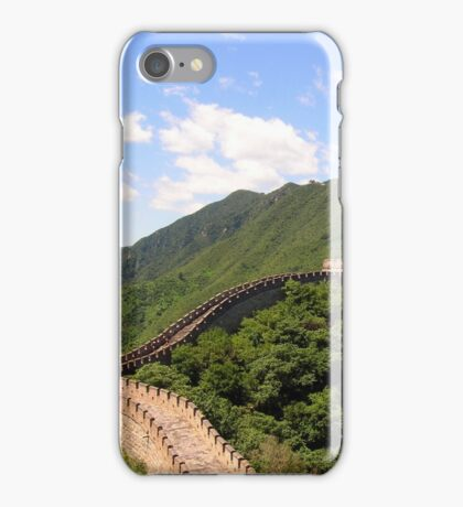 Great Wall China iPhone Case/Skin