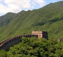 Great Wall China Sticker