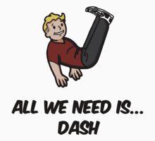 PARKOUR MAN:  DASH VAULT by Southclan