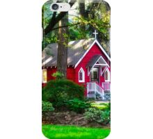 The Grotto - ST. Anne's Chapel  iPhone Case/Skin