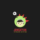 DinoJjong (Phone Case) by pinkbook