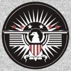 Chuck - Fulcrum Logo by Buleste