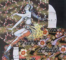 Danseur  by Kanchan Mahon