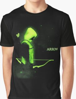 The Arrow - Alone in the Dark Graphic T-Shirt