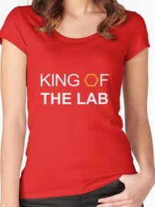 King Of The Lab Women's Fitted Scoop T-Shirt