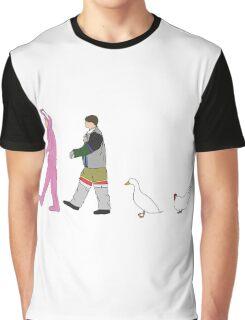 Friends Graphic T-Shirt