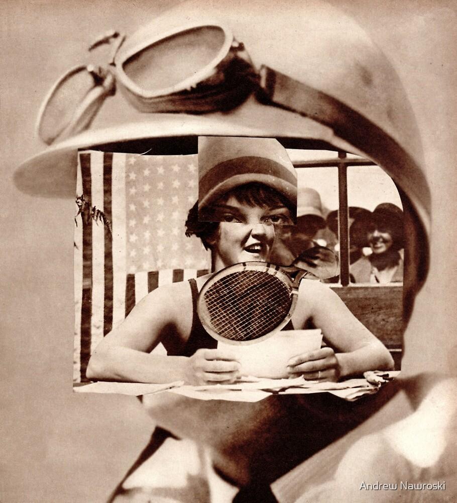 News Reader Incredible 1920. by Andy Nawroski