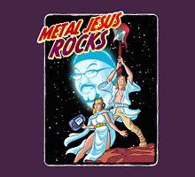 Metal Jesus Rocks - Galaxy Far Away Unisex T-Shirt