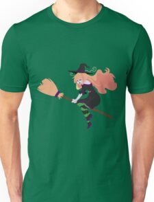 Strawberry Blond Witch Unisex T-Shirt
