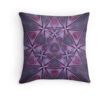 Dance Of The Nightflies Throw Pillow