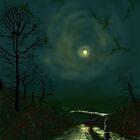 Road Home to Wharfedale by Glenn Marshall