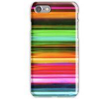 Rainbow light iPhone Case/Skin
