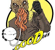 nOOODles! Doctor Who by DarkManZero