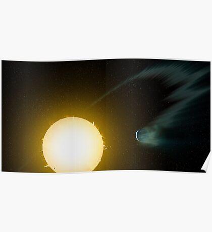 Kepler 13b Poster
