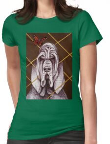 Mr Malone Womens Fitted T-Shirt